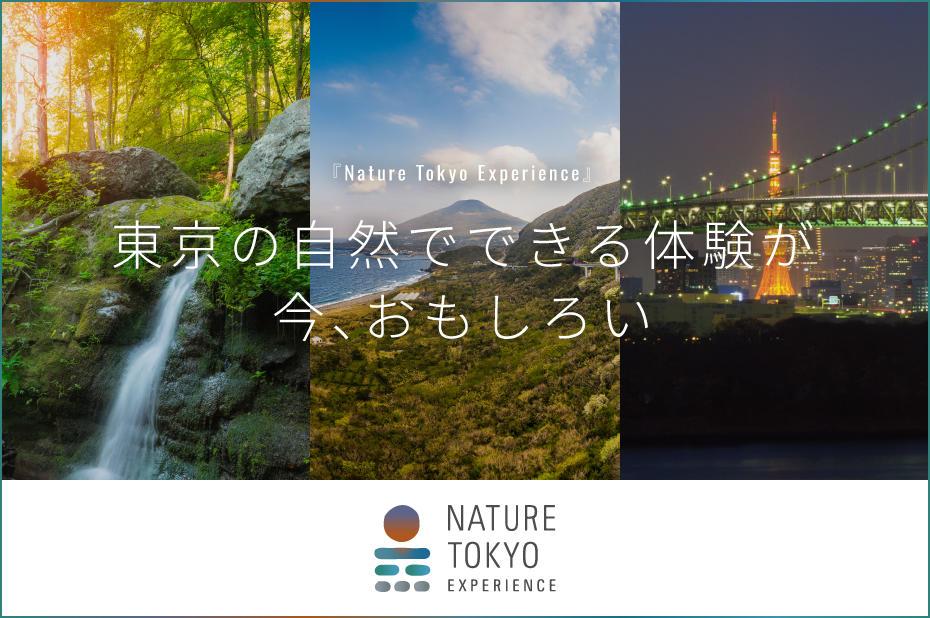 多摩・島しょの自然を活用した新たな体験型エンターテイメント創出事業 「Nature Tokyo Experience」