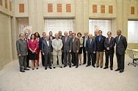 ラテンアメリカ・カリブ諸国(GRULAC)駐日大使会一行が、表敬のため都庁を訪問されました。