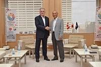 マッケンジー・クラグストン 駐日カナダ大使が、表敬のため都庁を訪問されました。