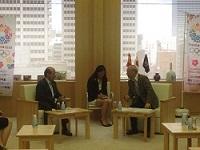 ゴンサロ・デ・ベニート 駐日スペイン大使が、表敬のため都庁を訪問されました。