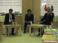 グエン・クオック・クオン駐日ベトナム大使が、表敬のため都庁を訪問されました。