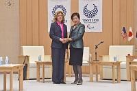 駐日米国大使が知事を訪問されました。