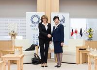 チェコ共和国プラハ市長と面会